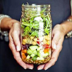 Lunch ideas: Een lunch zonder brood http://www.sante.nl/food/3212/een-lunch-zonder-brood