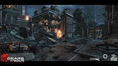 ArtStation - Gears of War: Ultimate Edition, Ben Cottage