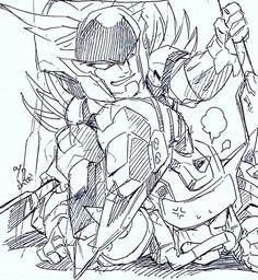 Thunder Bolt & Flash Kid - 2 Superior Rivals.