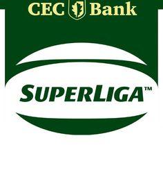 SuperLiga CEC Bank Rugby, Company Logo, Sport, Logos, Deporte, Sports, Logo, Football