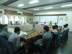 Rapat calon Alumni DAMORA.