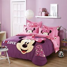 Minnie Bedding Set Limited Edition