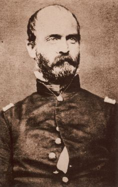 Lewis Addison Armistead (February 18, 1817 – July 5, 1863) was a Confederate brigadier general in the American Civil War, who was wounded, captured, and died after Pickett's Charge at the Battle of Gettysburg.