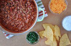 Just a Taste | Turkey Taco Stew | http://www.justataste.com