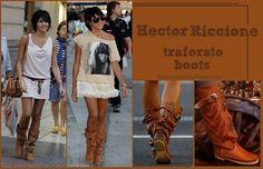 Hector Riccione handmade boots- Ibiza