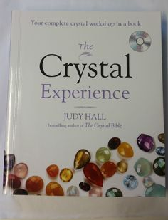 The crystal experience Judy Hall, Bestselling Author, Mystic, Workshop, Crystals, Ebay, Atelier, Work Shop Garage, Crystal