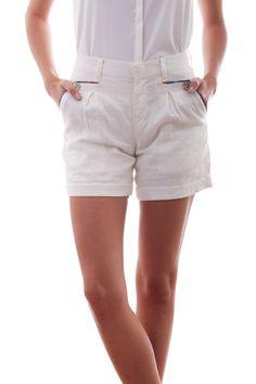 Blanca Linen Shorts