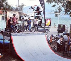 @agelosdemeneopoulos with a euro table over in #greece!  @iliasmertis  #bmx #flybikes #bike #bicycle #style #ramp #photo  @pedals_bikeshop