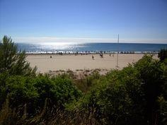 Alcocéber. Playa de La Romana. Pulse en la fotografía para ver #apartamentos_en_Alcoceber  Alcocéber, Alcossebre, Spain