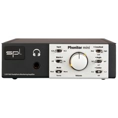 #SPL #Phonitor mini. Introduced at the #Musikmesse Frankfurt 2014.