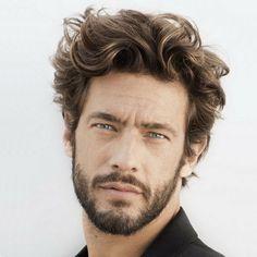 medium length hair styles for men