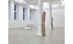 Sculpture 4tet: Luciano Fabro, Jean-Luc Moulène, Bruce Nauman & Danh Vo…