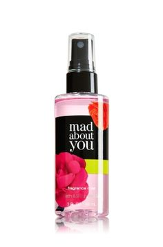 Mad About You Travel Size Fine Fragrance Mist - Signature Collection - Bath & Body Works