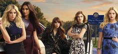 The New 'Pretty Little Liars' Poster Reveals 5-Year Jump Clues
