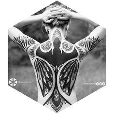 blackwork #coverup #tattoomarket