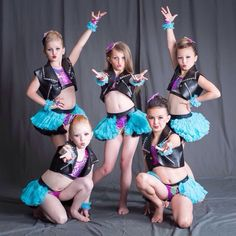 Zbling custom costumes Dance Team Photos, Dance Picture Poses, Dance Photos, Dance Pictures, Cute Little Girl Dresses, Little Girl Models, Beautiful Little Girls, Studio Photography Poses, Dancer Photography