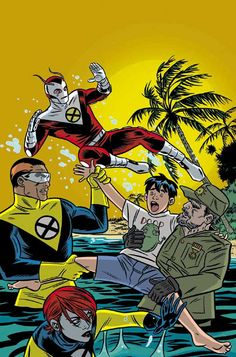X-Force - Mike Allred