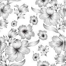 Papel de Parede Floral 86