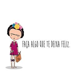 Frida Kahlo (Fridoka) look @lezalez Do something that makes you happy. Haz algo que te hace feliz. # - nadjagds