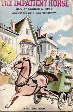 The Impatient Horse Series 538 Vintage Ladybird Books £215