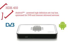 EchoStar HDX-410 Android 4.0 Set-Top Box Unveiled - Techdigg.com