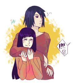 Sasuke and Hinata  I can't explain it but I ship them, next to Naruto and Hinata. They'd make a beautiful couple too.