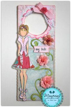 Door Hanger Prima Doll