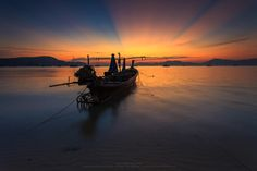 Phuket Sunset by Phanuwat Nandee on 500px