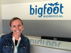 DiabetesMine interviews Jen Block of Bigfoot Biomedical, about her own life with type 1 diabetes and work on new closed loop technology. Health Research, Clinical Research, Bigfoot Stories, Leadership Roles, Type 1 Diabetes, Going To Work, Pediatrics, Innovation, Health Care