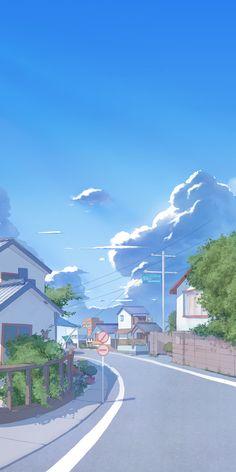 Cute Pastel Wallpaper, Cute Patterns Wallpaper, Aesthetic Pastel Wallpaper, Cute Anime Wallpaper, Aesthetic Backgrounds, Aesthetic Wallpapers, Anime Backgrounds Wallpapers, Anime Scenery Wallpaper, Cute Cartoon Wallpapers
