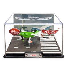 DIsney Pixar Planes Ned Die Cast Plane NIB!! Sold Out!! in Toys & Hobbies, TV, Movie & Character Toys, Disney   eBay