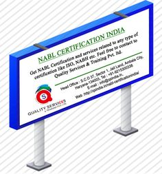 Get NABL Certifications India; feel free to contact Quality Services & Training Pvt. Ltd. For more information, kindly contact us: Phone: 91-9215300338 Email id: info@qsindia.in  Website: http://www.qsindia.in/nabl-certificationindia      S.C.O. 37, sector-1, jail land, Ambala city – 134 003 Haryana Twitter: https://twitter.com/qualityservic11 Facebook: https://www.facebook.com/isocompanyindia?ref=hl