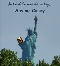 Even the big lady loves Saving Casey