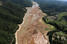 12 Astonishing Arial Photos Of Brazil's Worst Drought In 80 Years