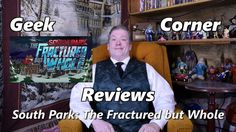 Is it as super as planned? Geek Corner Review South Park The Fractured b...