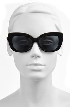 kate spade new york  ursula  55mm polarized cat eye sunglasses (Nordstrom  Exclusive)   Nordstrom 20724cb2e5