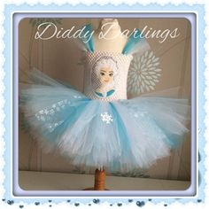 Hey, I found this really awesome Etsy listing at https://www.etsy.com/no-en/listing/220304458/elsa-tutu-dress-snowflake-tutu-dress