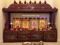 Pooja Mandirs, Made in the USA (North Carolina)