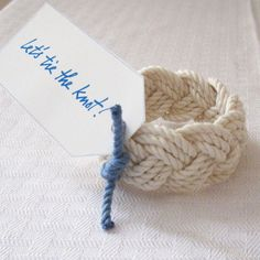 Nautical Wedding or Party Favor White Sailor by MysticKnotwork, $85.00