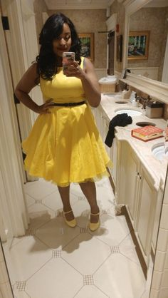 I was wedding date last night and I did my first disneybound as Belle! Disneybound, That Look, Two Piece Skirt Set, Summer Dresses, Stars, How To Wear, Clothes, Fashion, Road Trip To Disney