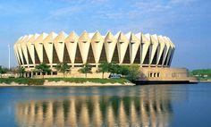 Hampton Coliseum Virginia...I lived in Hampton the summer before my senior year