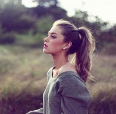 perky ponytail