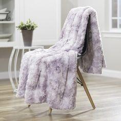 Purple Throw Blanket, Throw Blanket Size, Fuzzy Blanket, Lilac Living Rooms, Purple Dorm Rooms, Purple Bedrooms, Dorm Room Bedding