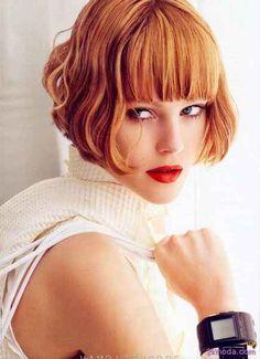 nice Bayan Kısa Saç Modelleri