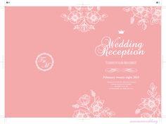 結婚式♡プロフィールブック  maimai wedding♥︎プロフィールブックDesign