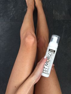 St Moriz Tanning Review After Photo