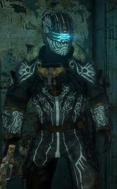 Dead Space 3 Witness Suit My Second Favorite In The Game A Copy Of