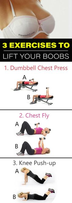 The Best Chest Exercises For A Lift #lift #workout #women #health #beauty #diy