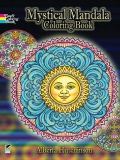 Synopsis An ancient form of meditative art, mandalas are complex circular designs, intended to draw the eye inward to their centers. This collection offers 30 images that are useful for advanced colou