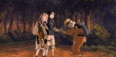 Kakashi, Sasuke Sakura Sarada, Naruto Sasuke Sakura, Naruto Shippuden Anime, Anime Naruto, Boruto, Sasunaru, Team 7, Manga